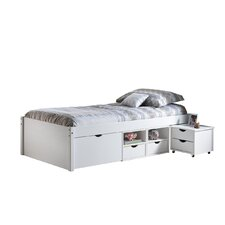 Till Function European Single Mate's Bed
