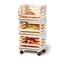 3-tlg. Kartoffelkisten-Set