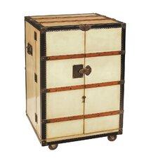 Orient Bar Cabinet with Wine Storage
