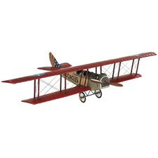 Jenny Flying Circus Miniature Model Plane
