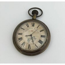 Victorian Pocket Clock