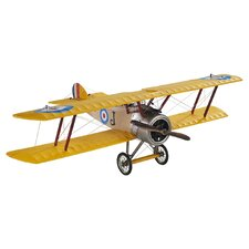 Small Sop with Camel Miniature Model Plane