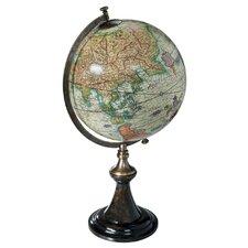 Classic Mercator Globe with Stand