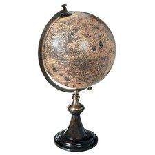 Classic Hondius Globe with Stand