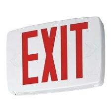 Quantum LED Exit Sign