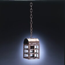 Adams 1 Light Outdoor Hanging Lantern