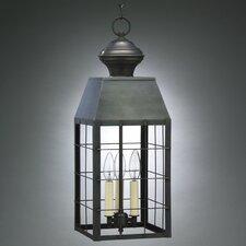 Woodcliffe 3 Light Outdoor Hanging Lantern