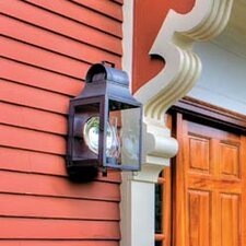 Livery 1 Light Outdoor Wall Lantern