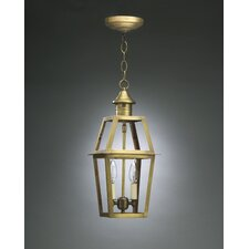 Uxbridge 2 Light Outdoor Hanging Lantern