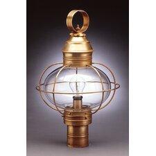 Onion 1 Light Post Light