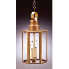 Hardwick 2 Light Outdoor Hanging Lantern