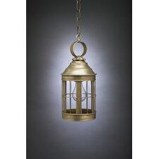 Heal 1 Light Outdoor Hanging Lantern