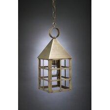 York 1 Light Outdoor Hanging Lantern
