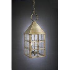 York 2 Light Outdoor Hanging Lantern