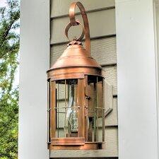 Heal 1 Light Outdoor Wall Lantern