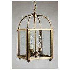 Chandelier 2 Light Hanging Lantern