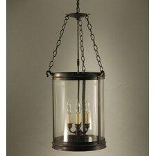 Chandelier 4 Light Hanging Pendant