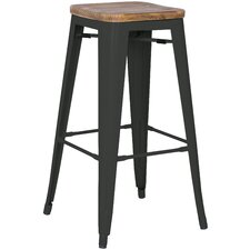 "Metropolis 30"" Bar Stool (Set of 4)"