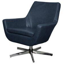 Zelda Swivel Arm Chair