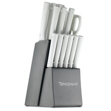 Tomodachi 15 Piece Fuji Knife Set