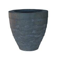 Metal Round Vase