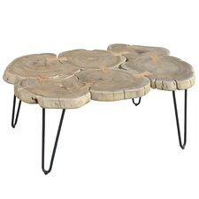 6-Round Coffee Table
