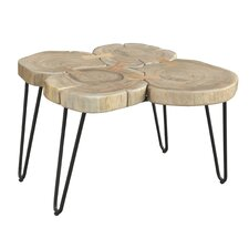 4-Round Coffee Table
