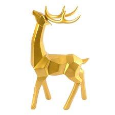 Head Up Deer