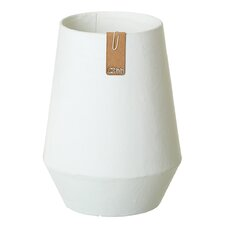 Recycled Paper Table Vase