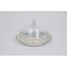 Glass Farmer's Plate