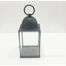 Iron/Glass Lantern
