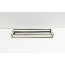 Glass Rectangle Tray