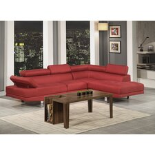 Bobkona Vegas Right Hand Facing Sectional