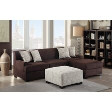 Bobkona Samuel Right Hand Facing Sectional