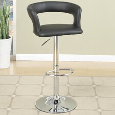 Adjustable Height Barstool (Set of 2)