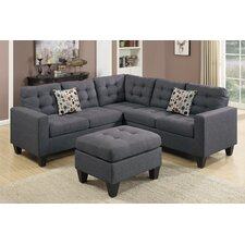 Bobkona Norton Sectional