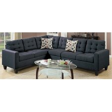 Bobkona Burril Reversible Sectional