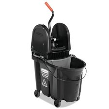 Executive WaveBrake Down-Press 35 Quart Mop Bucket