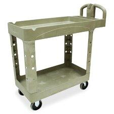 2 Shelf Utility Cart