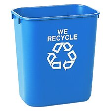 3.4-Gal Recycling Waste Basket