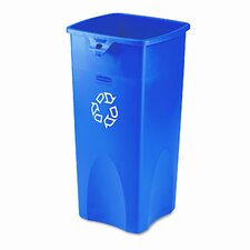 Untouchable® Square 23-Gal Curbside Recycling Bin