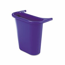1.19-Gal Wastebasket Recycling Side Bin