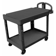 Duty Flat Shelf Utility Cart