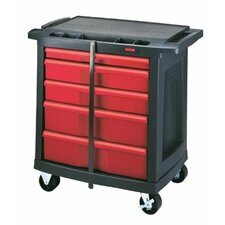 Mobile Work Centers Utility Cart