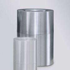 55-Gal Aluminum Designer Waste Receptacle