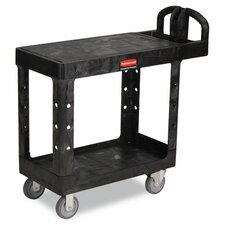 Flat Shelf Utility Cart