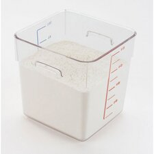 256 Oz. SpaceSaver Square Container