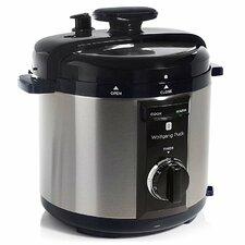 8-Quart Automatic Rapid Pressure Cooker