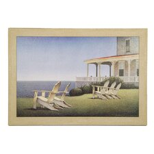 Tranquil Images Noon at Spring View Framed Graphic Art