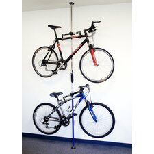 2 Bike Q-Rack System in Gray